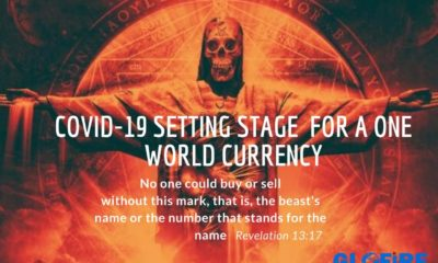 COVID-19 SETTING THE STAGE FOR A ONE WORLD CURRENCY