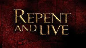URGENT MESSAGE FOR THE CHURCH,REPENT NOW!!!